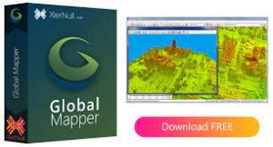Global Mapper 22.1.1 Build 030821 Crack 2021