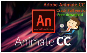 Adobe Animate CC Crack Download 2021